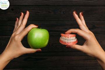 Dentures - What are the oral criteria to get them?