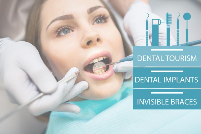 What are the popular types of dental services available in India ?