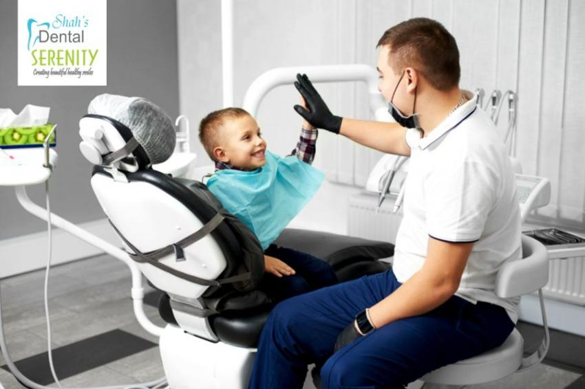 Why Dentists are as important as paediatricians to children?