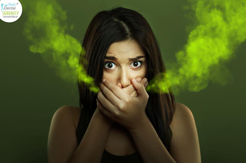Things you need to know about bad breath and get rid of it.
